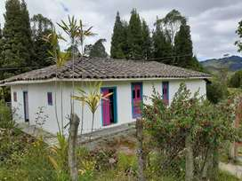 ¡Súper Ganga! GRAN OFERTA. Se vende casa en San Félix Salamina Caldas. Diagonal a leche San Felix