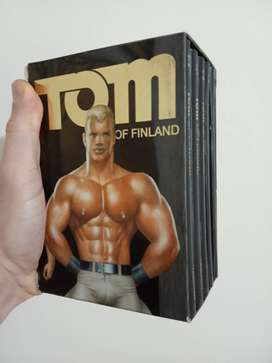The Comic Collection - Tom of Finland