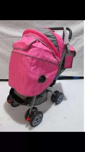 Promoción de  coche de  bebe