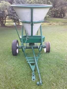 Fertilizadora