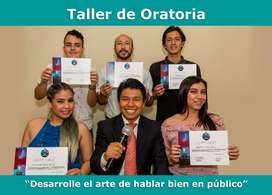 TALLER DE ORATORIA VACACIONAL