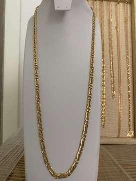 Cadena tejido cartier especial oro italiano Nueva 15,9 gramos
