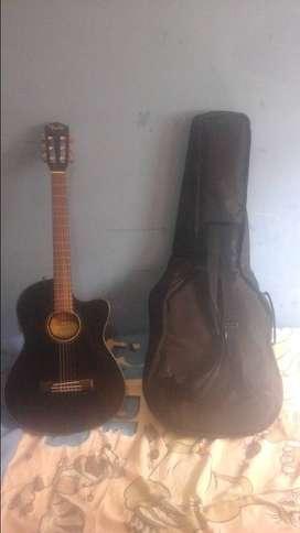 Unica oportunidad guitarra electroacustica FENDER