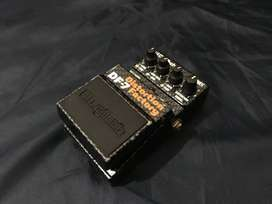 Distortion Factory Pedal para Guitarra