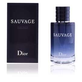 Perfume sauvage