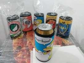 Fundas para latas con diseños