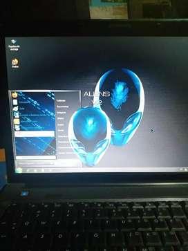 Computador  compac f500