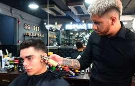Aprende barberia con Antonio de la Fuente