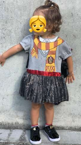 Diafraz Harry potter niña 2 T