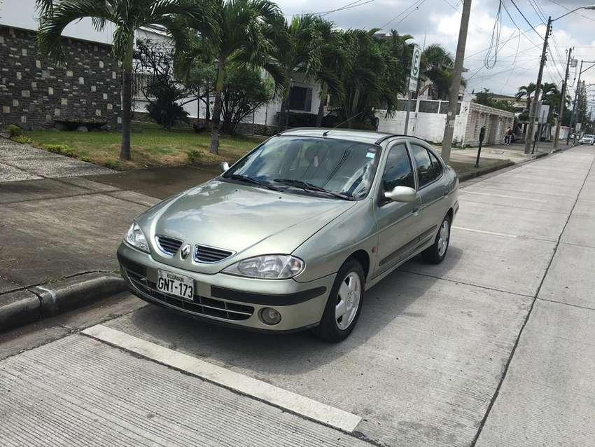 Venta de vehiculo Renault modelo Megane