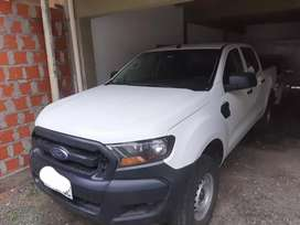 Ford Ranger safety 2.5 cm3 4x2 doble cabina año 2017