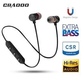 Auriculares deportivos bluetooth CBAOOO C40