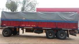 Acoplado ombu 2007 de 8.85 mts vendo/permuto