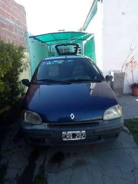 Clio 1999 diesel - unica mano