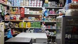 Vendo tienda de víveres variedades y papeleria
