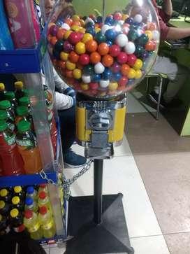 Venta de dispensador de dulces  Precio en ocasión (negociable)