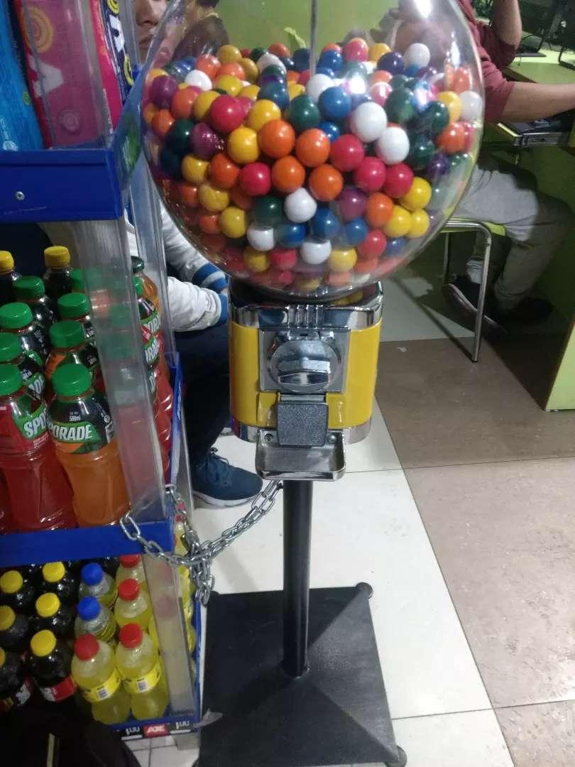 Venta de dispensador de dulces  Precio en ocasión (negociable) 0