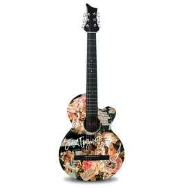Guitarra Acústica Santigua Dr. Fox.