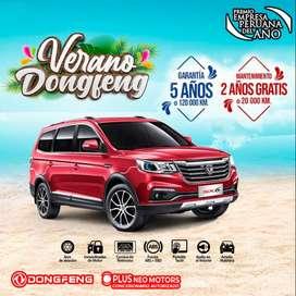 Dongfeng SX6 - Gran Venta - Ofertas Especiales Modelos 2020/2021