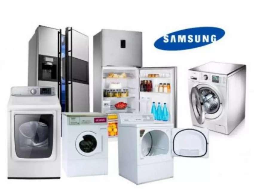 Reparación de neveras lavadoras secadoras calentadores de agua estufas y hornos