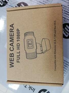 Camara Web FHD