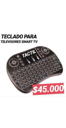 Teclado para televisor Smart tv