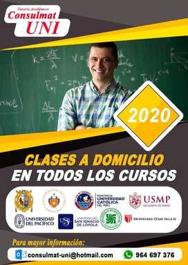Profesor Matematica Fisica Quimica Calculo Clases Particular trabajos academicos