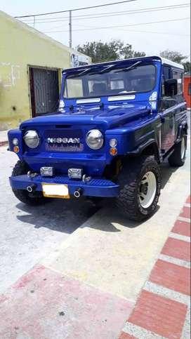 Nissan Patrol, diesel, dirección hidráulica