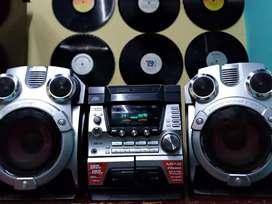 Potente Equipo SONY/AIWA Funcional Para Radio/Auxiliar En Bogotá Al Sur