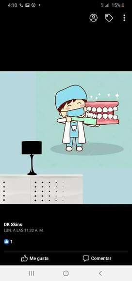 Necesito odontologa para trabajar al norte de Guayaquil