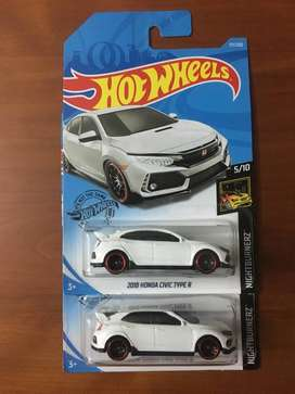 Hot Wheels basic collection