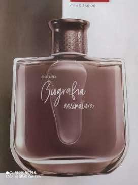Perfume Natura Biografía Masculino y Femenino