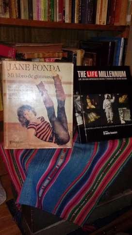 Jane Fonda, mi libro de gimnasia
