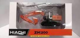 Retro excavadora Hitachi