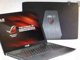 Computadora/Notebook Gamer Asus Gl552vw I7-6700hq gtx960