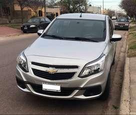 Chevrolet Agile LT 1.4 con 47000km. Aire/alarma/levantavidrios electricos Nada para hacerle!