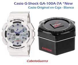 Casio Gshock Ga100a *new Original No Copia China Inmediato