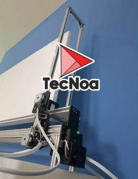 Router CNC para Polifan Aguja térmica