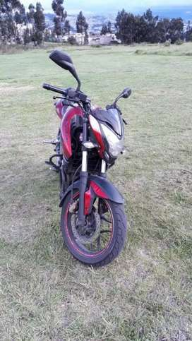 Vendo moto pulsar 200ns buen estado