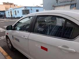 Vendo excelente  auto voleex c30 con su kilometraje sin ningún problema con permiso de taxi  individual