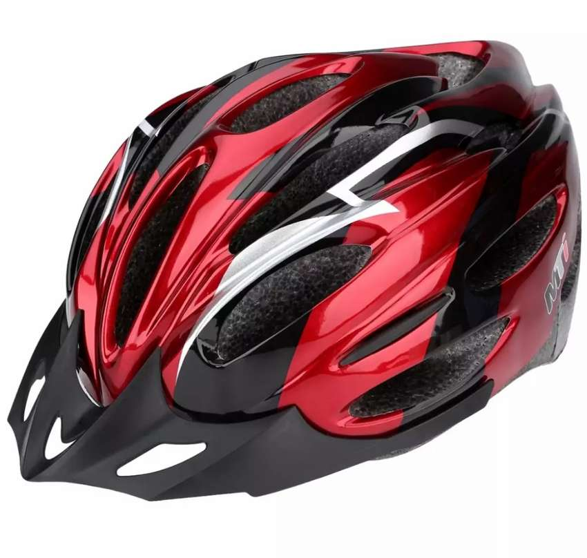 Casco mtb bicicleta 0