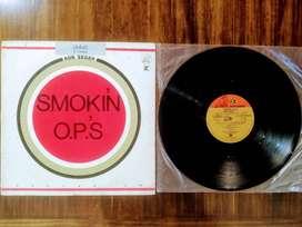 Vinilo Bob Seger - Smokin O.P.S