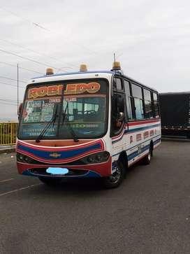 Vendo Buseta Urbana servicio publica Robledo Villaflora 250
