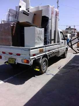 Servicio de Transporte Y Mudanzas local Nacional