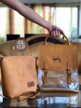 Gran combo 2 bolsos Vélez
