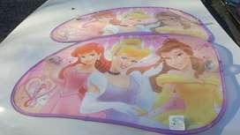 Parasol Princesas con Ventosas Disney 2u