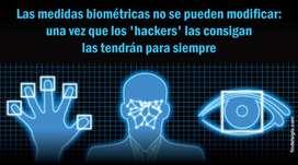 Biometria Y Controles de Acceso