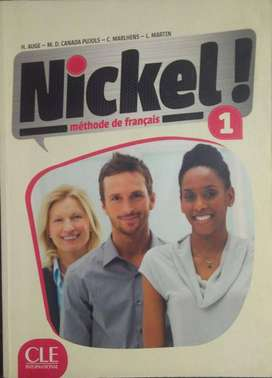 NICKEL 1 Méthode de Français - CLE INTERNATIONAL