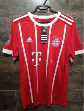 Camiseta Futbol De Bayer Munich James 1718