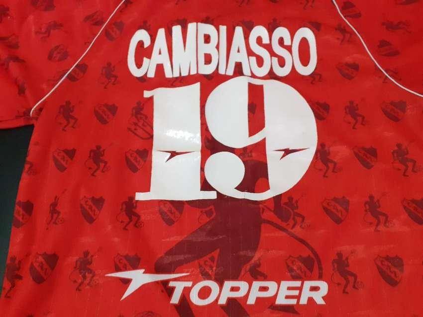Camiseta Independiente.mercado Pago 0